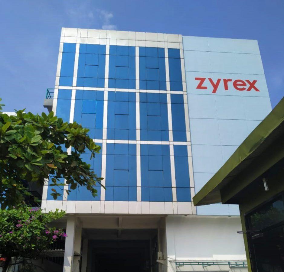Gedung Zyrex (2)